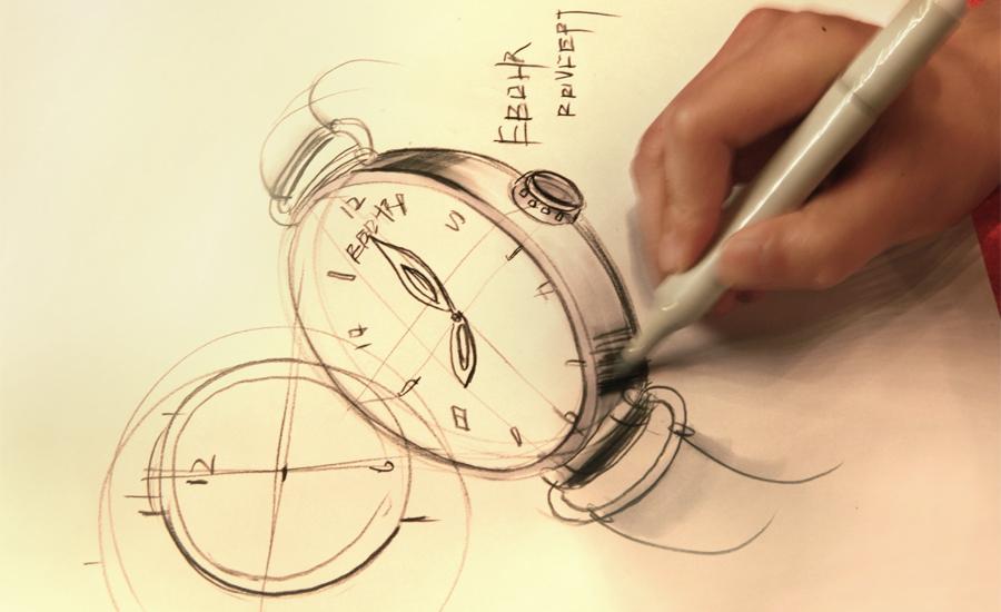 5上帝之手手表手绘.jpg